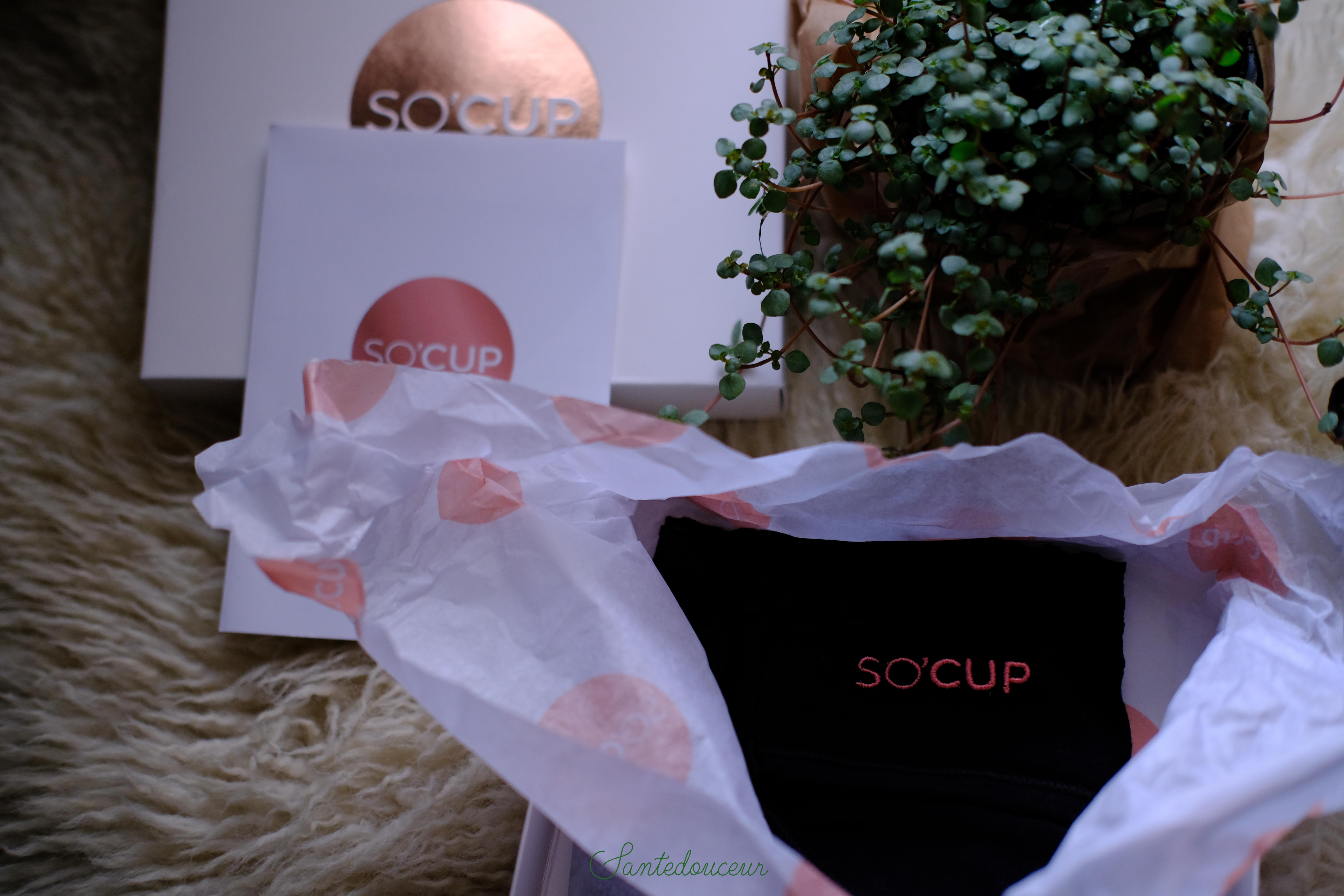 La culotte menstruelle So'Cup